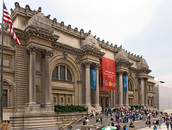 Attraits touristiques à New York : The Metropolitan Museum